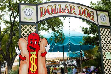 dollar dog