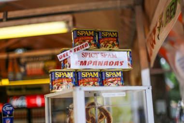spam empanadas