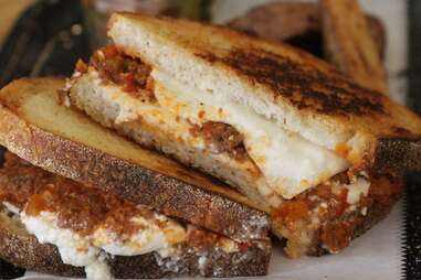 Grilled Cheese NYC - Pullman Kitchen