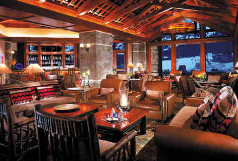 Lodge at four seasons