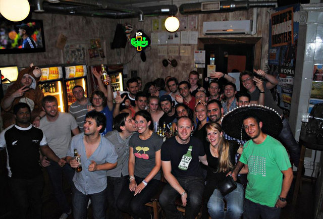 The world\'s top party hostels