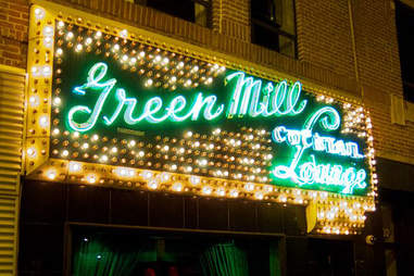 The Green Mill Lounge Chicago