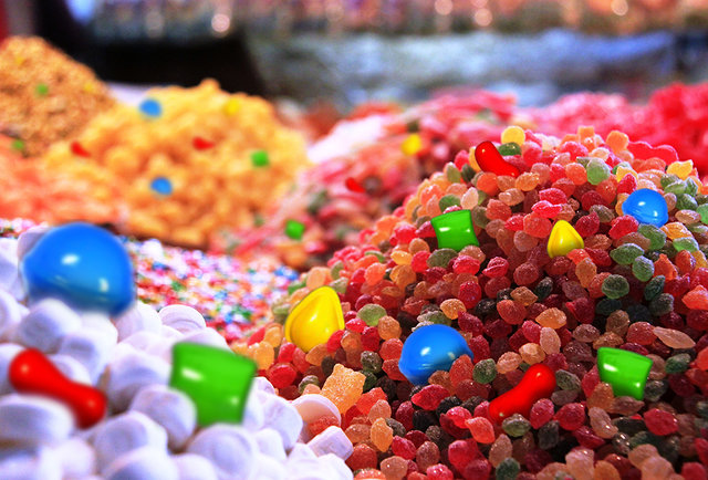 What would the Candy Crush candies actually TASTE like?