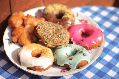 Donuts from Les Beignes Saint Donut Montreal
