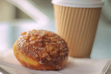 Donut from Wawel Montreal