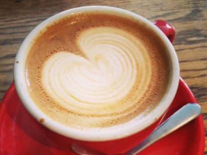Cafe Myriade coffee