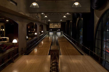 The lanes at Spare Room