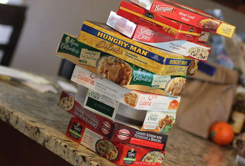 The 9 Best Frozen Microwave Meals Ranking Review Thrillist