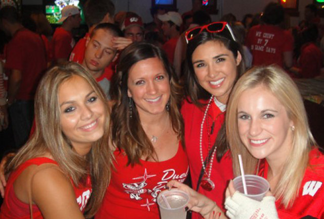 14 reasons to hit Madison for Saturday\'s UW-NU game