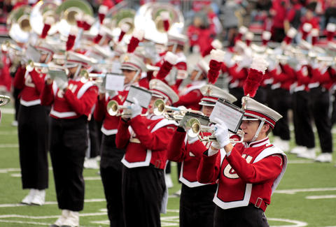 Wisconsin Marching Band