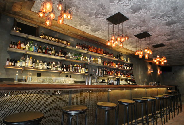 The new bar from the Churchill folks is a religious experience
