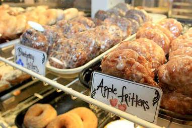 harvest apple fritter beiler's doughnuts donut philadelphia