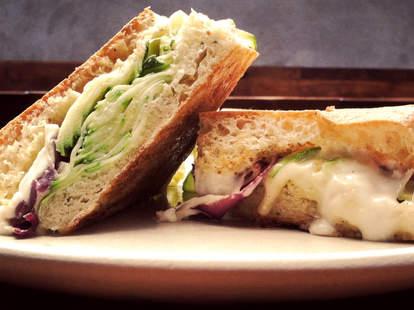 Sandwich at Salumeria