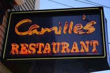 Camille's Restaurant Providence