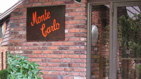 The Monte Carlo Restaurant Springfield