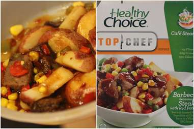 Healthy Choice Top Chef Inspired Cafe Steamers