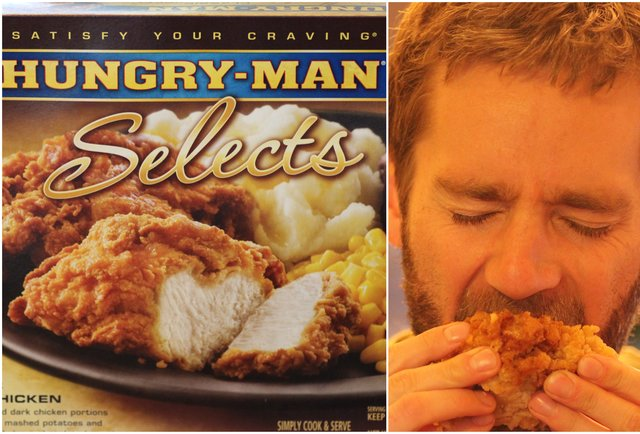 Because We Hate Ourselves, We Taste-Tested 9 Microwave Dinners. In a Row.
