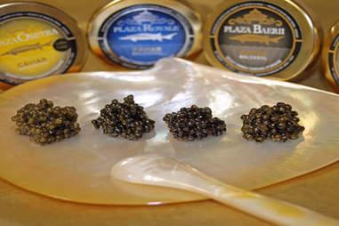 Plaza De Caviar Caviars of the World Costco