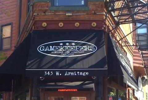 Gamekeepers Chicago