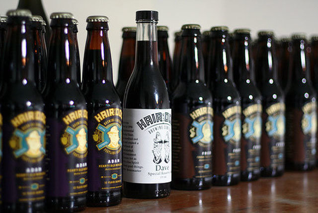 This $2K Hair of the Dog barleywine is 29% ABV, and you should obviously totally buy it