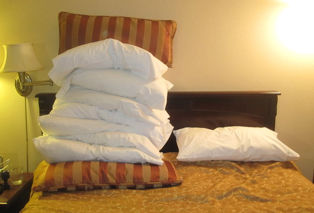 Top 10 items stolen from hotels