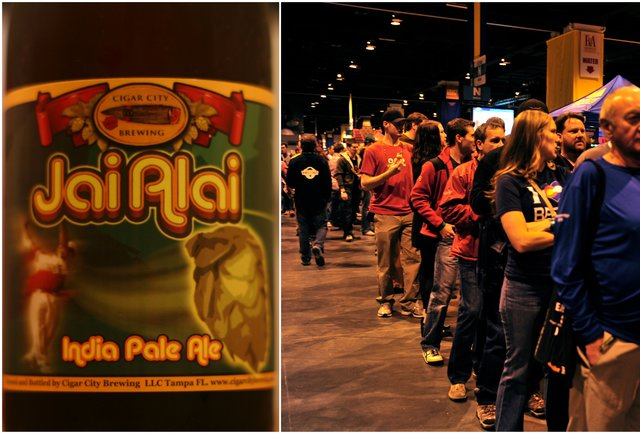 Russian River, Dogfish, and more: the five breweries with the longest lines at the Great American Beer Fest