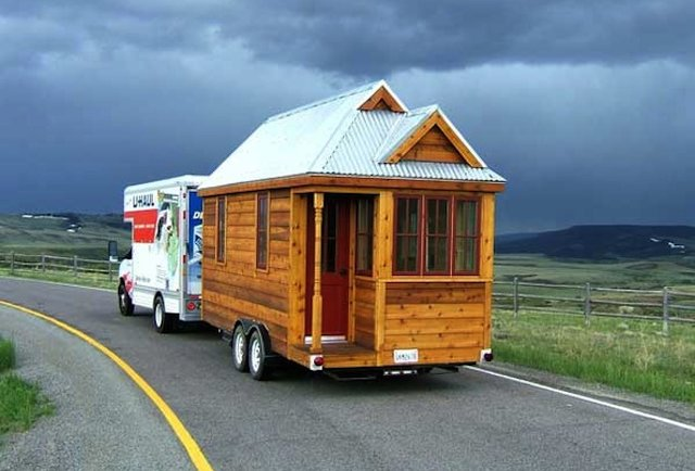 Mobile houses: the coolest way to travel, ever