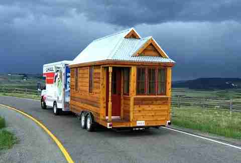 fencl mobile house