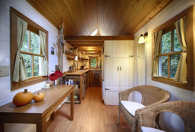 Mobile Homes From Tumbleweed Tiny House Company The