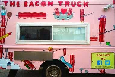 The Bacon Truck Boston