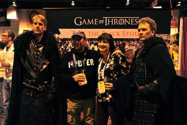 Game of Thrones at Great American Beer Festival