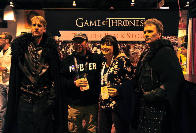 Meet Ommegang\'s third Game of Thrones beer, then pay your debts, then buy it