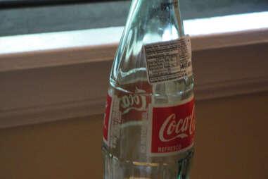 Mexico Coke bottle sticker