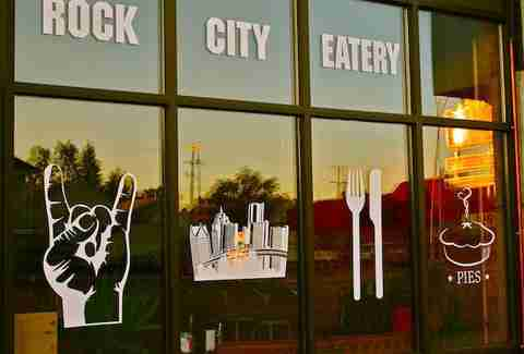 Rock City Eatery Detroit