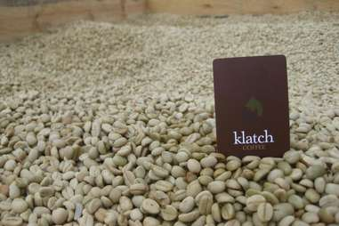 Klatch beans