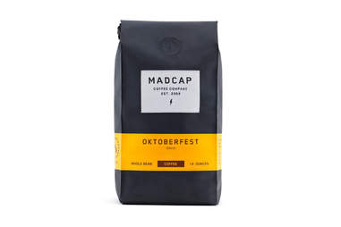 Madcap coffee bean bag