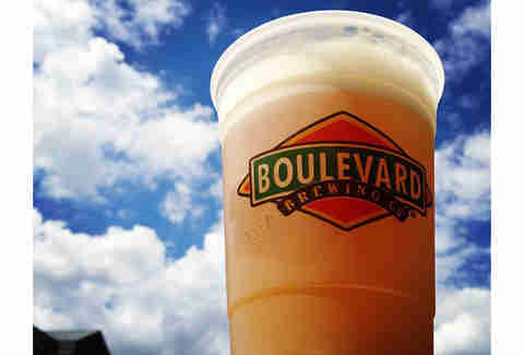 Boulevard Brewing Beer