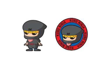 Burger King Japan Kuro Ninja