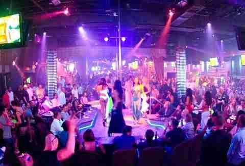 Playmates strip club