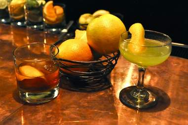 Cocktails The Petworth Citizen Washington DC