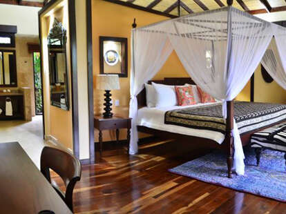 Arenal hotel room