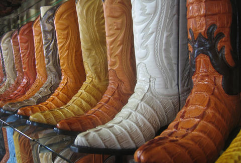 Boots via Flickr