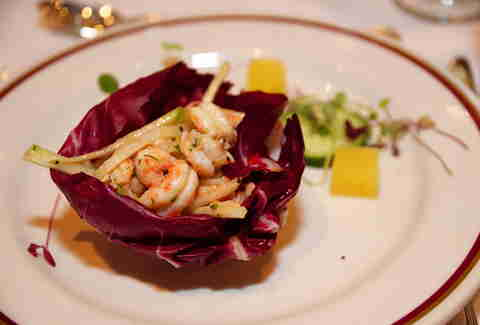 Arnaud's crawfish salad New Orleans