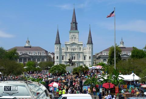 French Quarter New Orleans Best Restaurants Bars And Things To Do