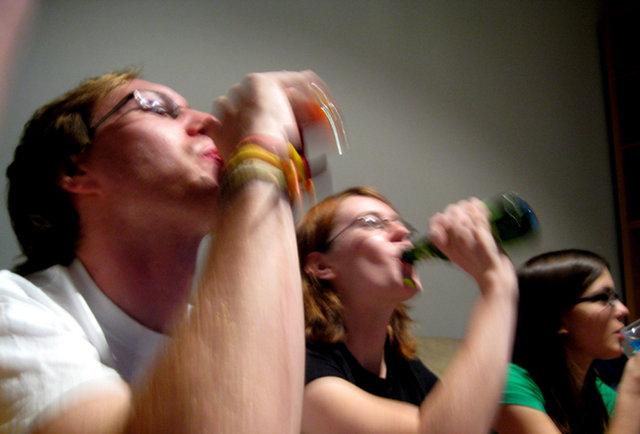 Insane drinking games from around the world