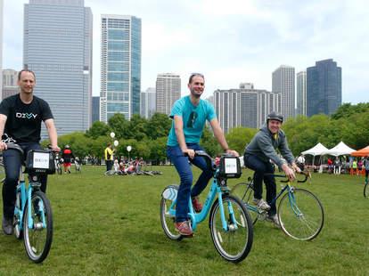 Divvy Bike Chicago