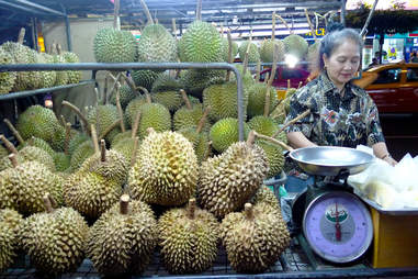 big stinky fruit