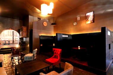 Lounge at BB&R