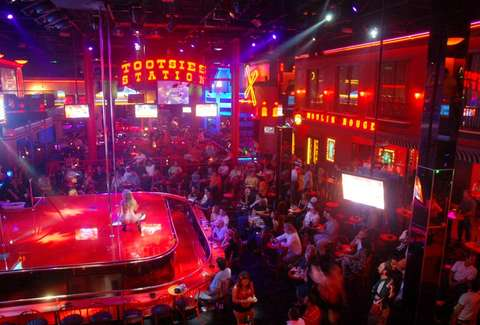 Tootsie S Cabaret A Miami Usa Bar