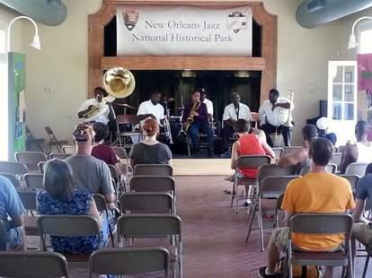 New Orleans Jazz National Historical Park